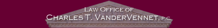 Law Office of Charles T. VanderVennet, P.C.